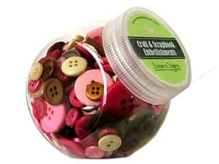 buttons: Buttons Galore Button Jar 5.5 oz. Confection