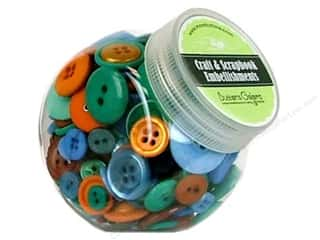 Buttons Galore Button Jar 5oz Vagabond