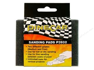PineCar Tool Sanding Pads Assorted