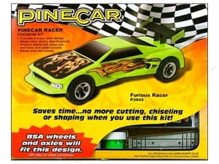 PineCar Kit Premium Furious