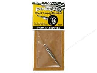 PineCar Speed Accessories Wheel Turn Mandrel