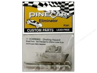 PineCar Crafts with Kids: PineCar Custom Parts Eliminator