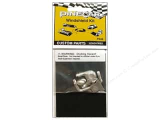 Pinecars Metal & Tin: PineCar Custom Parts Windshield Kit