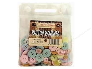 Sew-on Buttons: Buttons Galore Button Bonanza 1/2 lb. Pastel