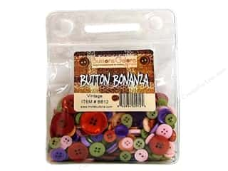 Sewing &amp; Quilting: Buttons Galore Button Bonanza 8oz Vintage