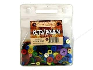 Buttons Galore Button Bonanza 1/2 lb. Primary