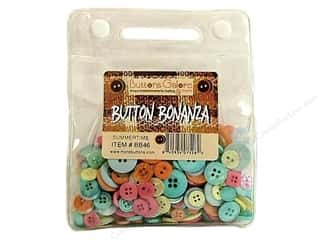 Buttons Galore & More Buttons Galore Button Bonanza 1/2 lb: Buttons Galore Button Bonanza 1/2 lb. Summertime