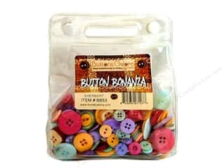 Sewing &amp; Quilting: Buttons Galore Button Bonanza 8oz Sherbet