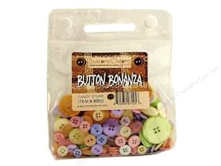 Buttons Galore Button Bonanza 1/2 lb. Candy Store