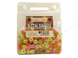 Buttons Galore Button Bonanza 8oz Fiesta