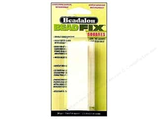 Beadalon Hot: Beadalon BeadFix Adhesive 1 in. Squares 24 pc.