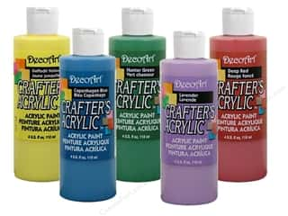 DecoArt Crafter&#39;s Acrylic 4oz