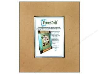 Framing Dimensions: Paper Mache Photo Frame by Craft Pedlars 5 x 7 in.