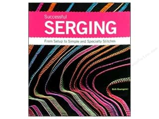 Wearables: Successful Serging Book