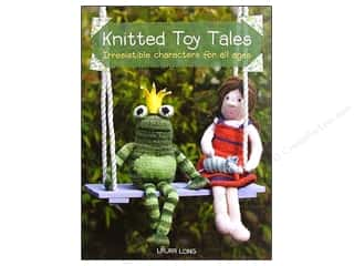 Books $0-$3 Clearance: Knitted Toy Tales Book
