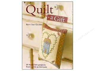 Holiday Gift Ideas Sale Quilting: Quilt A Gift Book