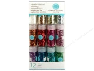 Martha Stewart Crafts $12 - $16: Martha Stewart Glitter Tinsel 12pc