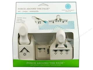 Weekly Specials Crate Paper: Martha Stewart Punch Around/Page Eyelet Lace