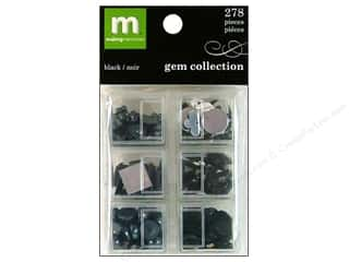 Making Memories Gem Collection Black