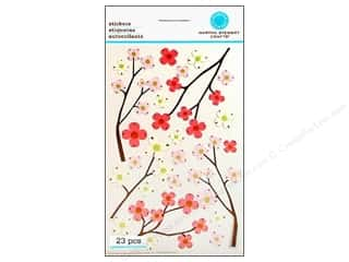 martha stewart: Martha Stewart Sticker Dogwood
