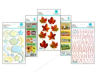 Scrapbooking Sale: Martha Stewart Stickers, SALE $0.94-$5.89.