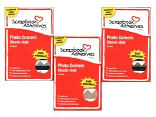 3L Scrapbook Adhesives Photo Corners