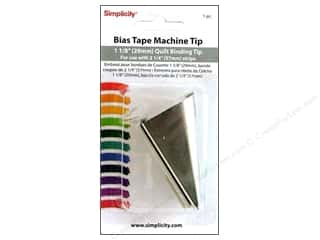 Simplicity Bias Tape Maker Tip Quilt Bindng 2.25""