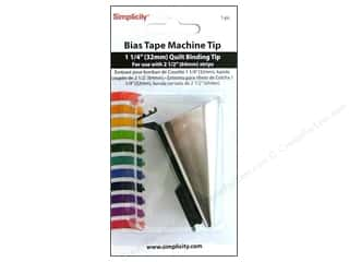 Simplicity Bias Tape Maker Tip Quilt Binding 2.5""