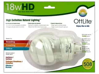 Ott-Lite Bulb HD Swirl Bulb Plug-In 18watt (Z)