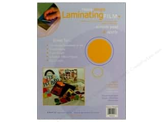 Grafix Laminating Film 9&quot;x 12&quot; Heavy Weight 3 pc