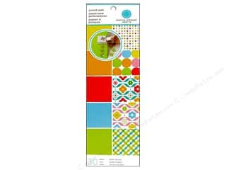 Martha Stewart Paper Pad 4&quot;x 12&quot; Brights