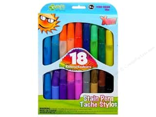 Kelly&#39;s Stain Pens Basic 18pc