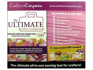 DVD Videos $2 - $10: Crafter's Companion The Ultimate Scoring Tool