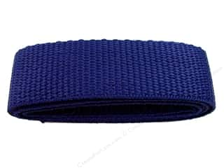 "Purses Blue: Petersen Arne Polypropylene Webbing 1""x36"" Package Blue (3 packages)"
