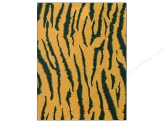 CPE Printed Felt 9&quot;x 12&quot; Tiger (12 sheets)