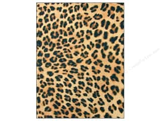 Printing $9 - $12: CPE Printed Felt 9 x 12 in. Cheetah (12 sheets)