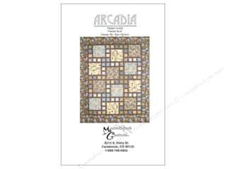 Mountainpeek Creations Quilt Patterns: Mountainpeek Creations Arcadia Pattern