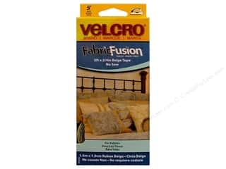 VELCRO brand Fabric Fusion Tape 3/4&quot;x 5&#39; Beige
