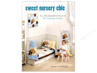 Quilting Creations Baby: Krause Publications Sweet Nursery Chic Book