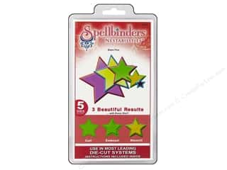 Spellbinders Nestabilities Die Stars Five