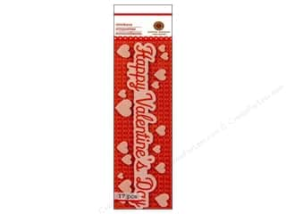 Martha Stewart Sticker Valentine Day Phrase