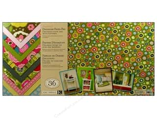 K&amp;Co Paper Pad 12x24 Handmade Designer
