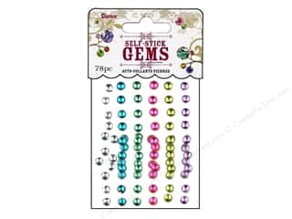 Darice Stick On Rhinestones Gems 5mm Rnd Ice Cream