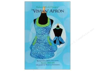 Aprons Sewing Construction: Rebecca Ruth Designs Vivian Apron Pattern