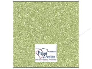 Cardstock 12 x 12 in. #5111 Glitz Silver/Margarita by Paper Accents