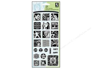 Inkadinkado Clear Stamp Celebrations