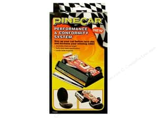 Pinecar Kits & Accessories Flowers: PineCar Tool Performance & Conformity