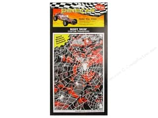 PineCar Body Skin Transfer SpiderWeb