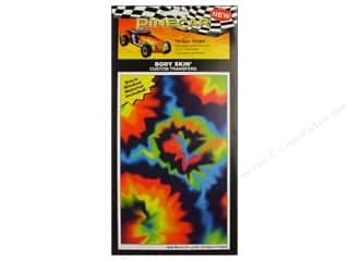 PineCar Body Skin Transfer Tie Die