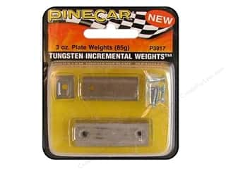 PineCar Weights Tungsten Plate 3oz